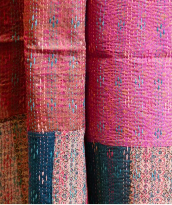 Example of Kantha's emboideries