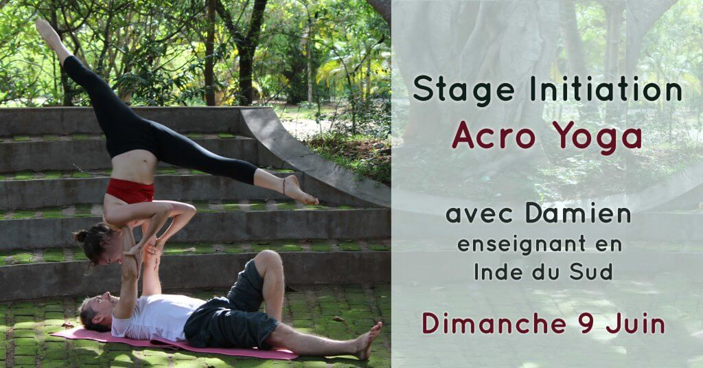 stage acro yoga melissa de Valera Auroville