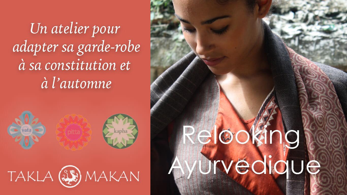 relooking par l'ayurveda avec melissa de valera de Takla Makan Slow Living