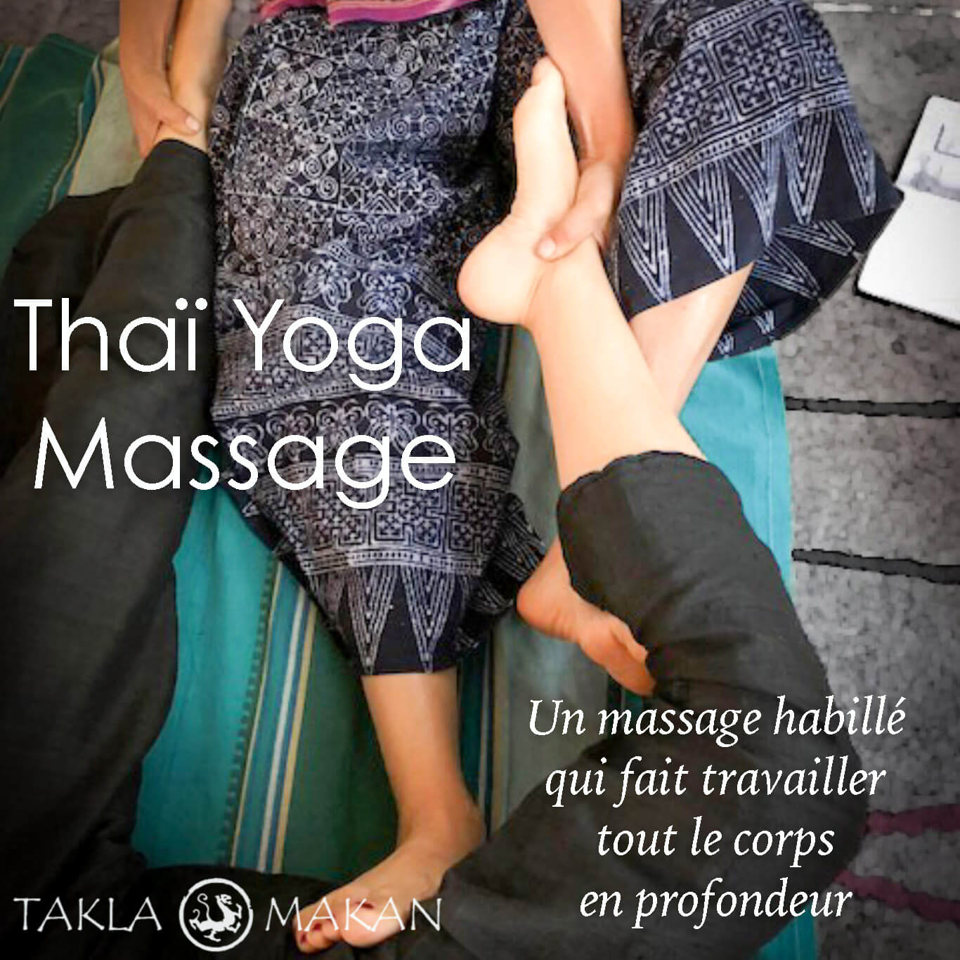 Melissa de Valera massage thai yoga