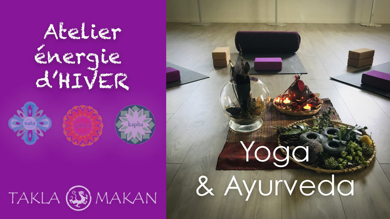 Atelier Yoga & ayurveda par melissa de valera